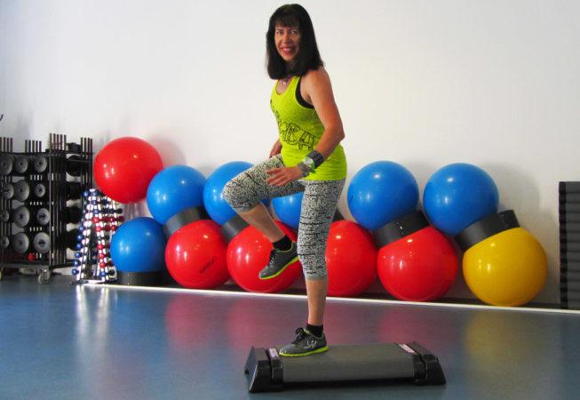 Step mit Irene - - Sportline Fitness Kaiserslautern