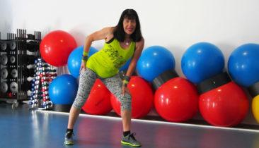 Zumba mit Irene - - Sportline Fitness Kaiserslautern